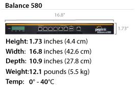 Balance 580
