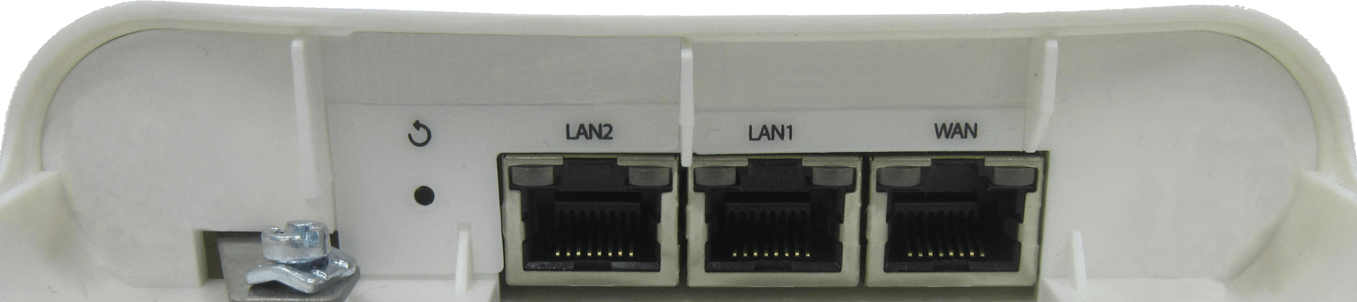Pepwave Device Connector IP55 panel