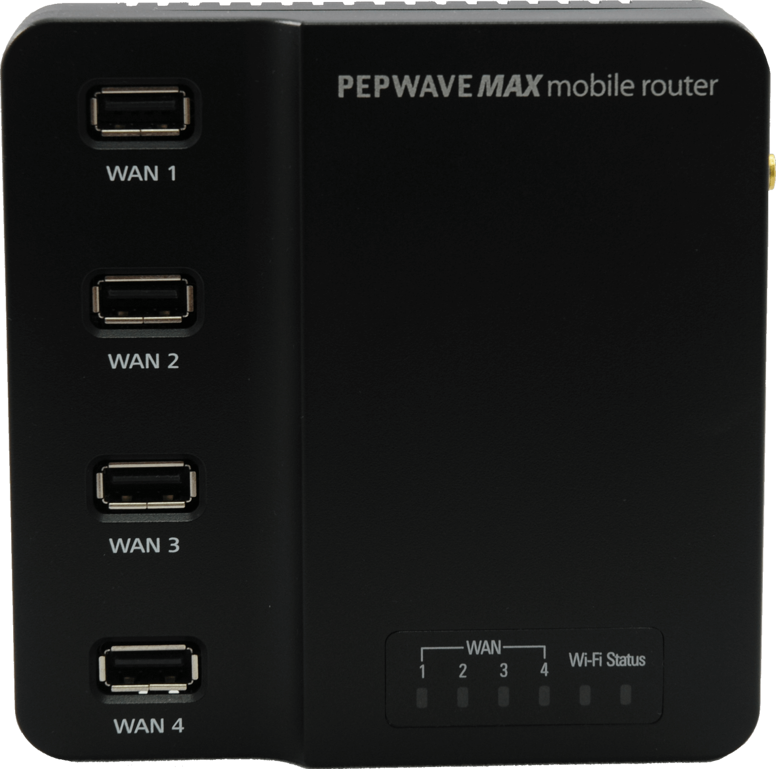Pepwave MAX On-The-Go front